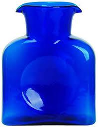 blenko glass co 384 water bottle