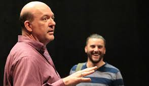 Film Actor John Carroll Lynch Gives Master Class for Drama ...