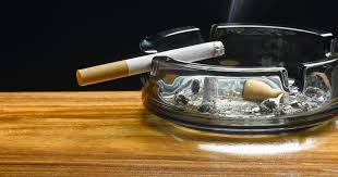 get rid of the smell of cigarette smoke