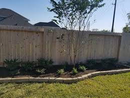Katy Texas Rock Borders Stone Borders Stevens Landscaping Services