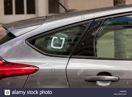 Uber Sticker High Resolution Stock Photography And Images Alamy