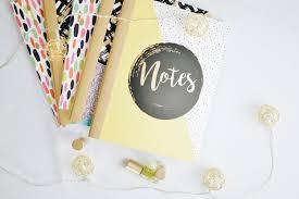 30 Ideas Creativas Para La Decoracion De Tus Cuadernos