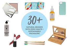 30 brands with zero waste susnable