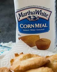 hot water cornbread y southern