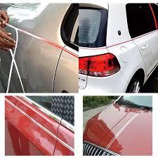 1 2 Inch Pinstripe Tape Diy Car Sticker Waterproof Vinyl Decal Pack Of 2 Blue Red Decals Stickers Aliexpress