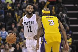 Lakers vs. Grizzlies Final Score: Shorthanded Lakers no match for ...