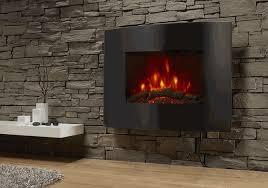el fuego aarau electric wall mounted