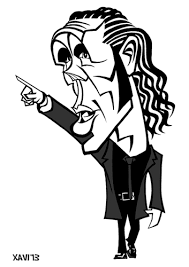 cholo simeone by xavi caricatura