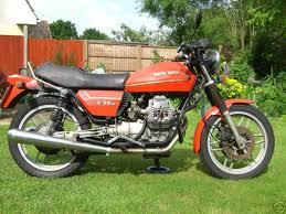 1983 moto guzzi v50 iii moto