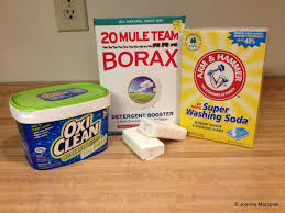 homemade laundry detergent again