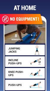 home workout no equipment apk for