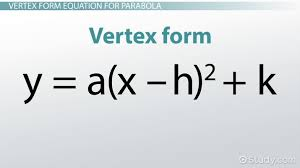writing standard form equations for
