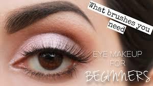 eye makeup for beginners easiest way