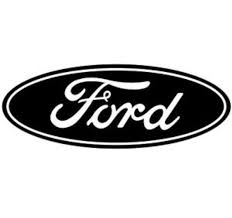 Ford Logo Wall Decal Vinyl Color Size Options M26983