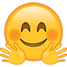 Emoji Abbraccio Smile Emoticon - panic acquisto 512*512 Png trasparente Scarica gratis - Emoticon, Sorridente, Giallo.