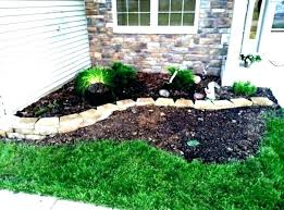 small front yard garden