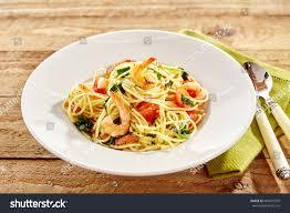 Gourmet Italian Seafood Pasta Shrimp ...