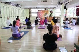 bks iyengar yogashala yoga studio in