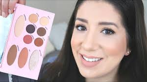 the emily edit x makeup revolution the
