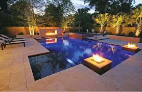 8 outdoor fireplace and fire pit design