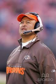 Terry Robiskie - 13th Cleveland Browns Coach - 2004 for 5 games   Cleveland  browns history, Cleveland browns, Browns fans