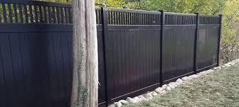 Pvc Fencing Vinyl Fence Installation Warren Mi