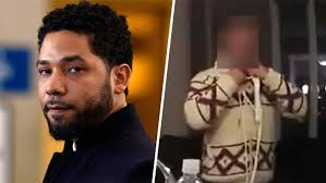 New video shows Jussie Smollett with rope around his neck moments ...