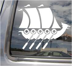 Amazon Com Right Now Decals Viking Dragon Head Ship Norse Nordic Scandinavian Cars Trucks Moped Helmet Hard Hat Auto Automotive Craft Laptop Vinyl Decal Window Wall Sticker 10270 Home Kitchen