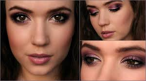 easy makeup tutorial for party