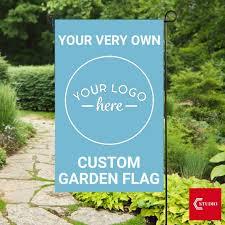 your very own custom 12x18 garden flag