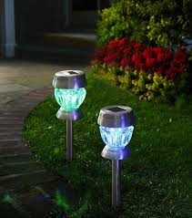 china solar lights outdoor pathway