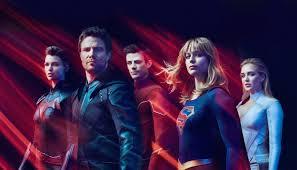 cw dc superhero 2019 wallpaper hd