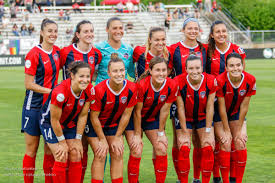 Four Washington Spirit players make NWSL Team of the Month for May 2019 -  Black And Red United
