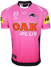 Penrith Panthers 2020 NRL Mens Pink ...