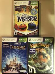 Sesame Street Tv Kinect - Xbox 360 & Game for sale online