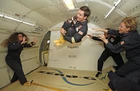 how zero gravity flights work