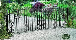 3ft High Ornate Driveway Gate Metal Driveway Gates Driveway Gate Gate