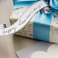 anniversary gifts by year hallmark
