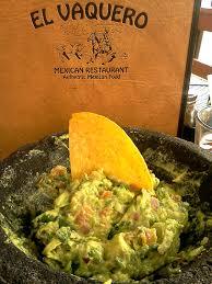 authentic molcajete mortar guacamole