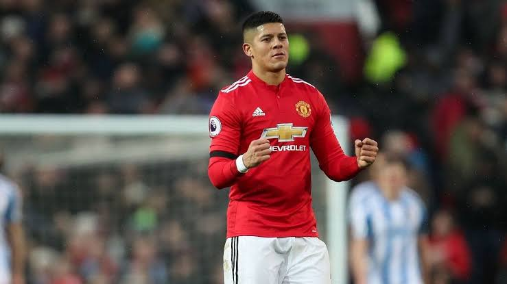 Image result for Marcos Rojo EPL""