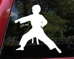 Judo Car Decal Etsy