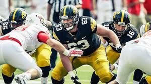 Colts Draft Iowa Center Austin Blythe In Round Seven