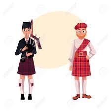 Resultado de imagen de escoceses