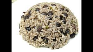 arroz congri or moros y cristianos
