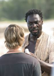 Adewale as Mr. Eko in Lost - Fire + Water (2x12) - Adewale ...