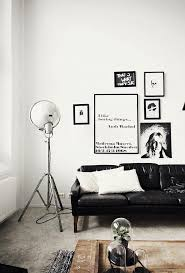 andy warhol quote posters and other typo posters are a decor trend