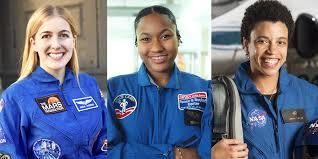 Astronaut Jessica Watkins, Abby Harrison, & Taylor Richardson Talk Mars