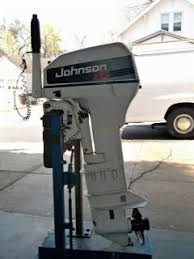 2000 johnson 35 hp 2 stroke tiller