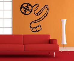 Vinyl Wall Decal Sticker Movie Film Roll Os Mb424b Vinyl Wall Decals Vinyl Wall Wall Decal Sticker