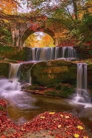 Pin by Myrna Jackson on Waterfalls | Beautiful landscapes, Autumn ...